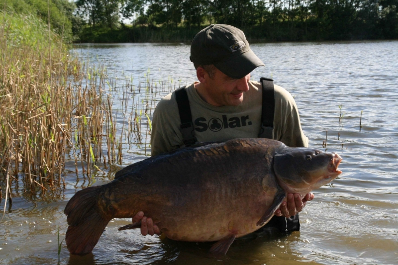 Arnie 45lb 12oz Manton Old Lake