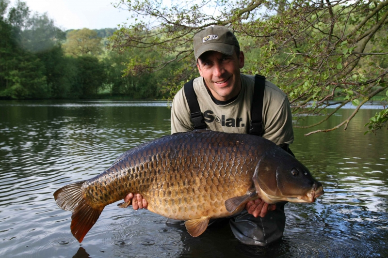 Bill 51lb Acton Bottom Lake