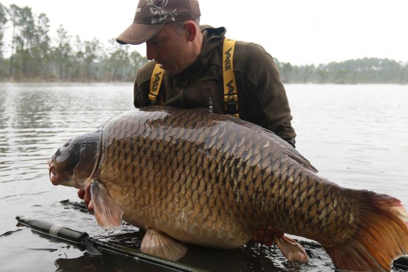 Eric's Common 86lb 8oz (39kg) Rainbow Lake