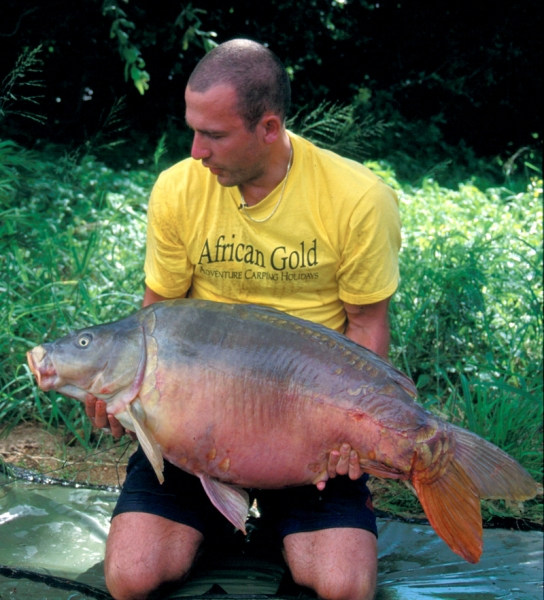 Klaserie Dam, South Africa 55lb 12oz