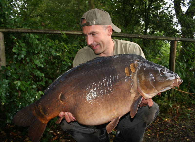 Trio, Northern Stillwater, Yorkshire 39lb 10oz