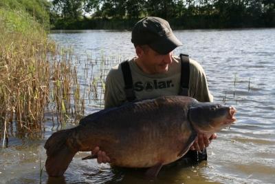 Arnie 45lb 12oz Manton Old Lake