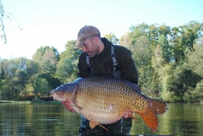 Colin, Echo Pool 83lb (37.6kg)