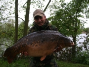 Baby Baz 39lb 2oz Tyram Hall