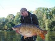 Colin, Echo Pool 83lb (37.6kg)