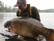 Eric's Common 86lb 8oz (39kg) Rainbow Lake
