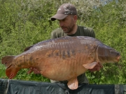 Four by Four, 56lb 12oz, Church Lake
