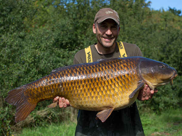 Church Lake's Big Common 50lb 10oz