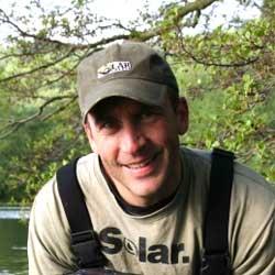Author Simon Crow
