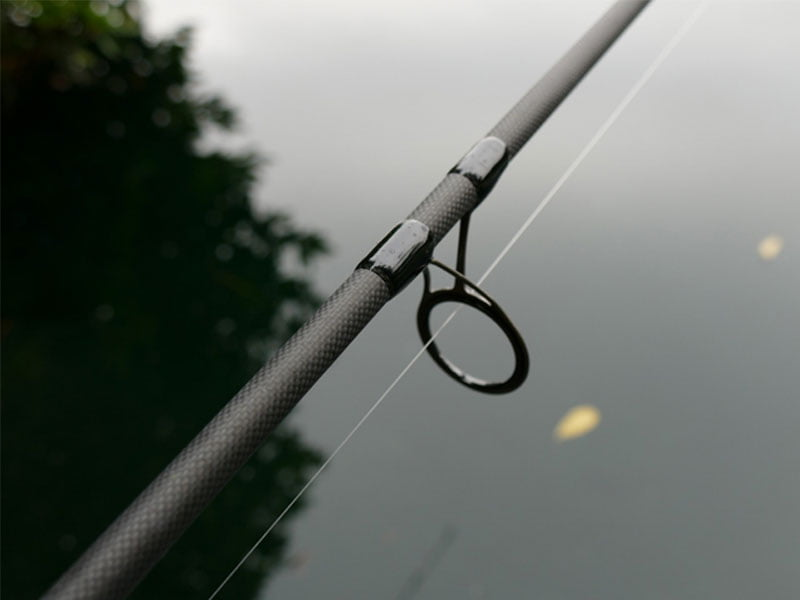 Avid Carp 12ft 3.5lb Extremity rod rings